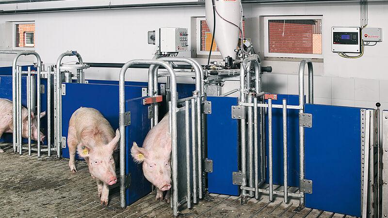 So-udstyr Callmatic 2 fodringsanlæg