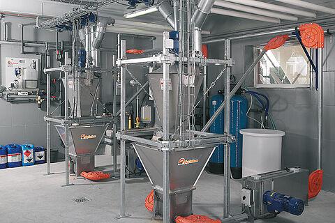 Tørfodring DryExact pro