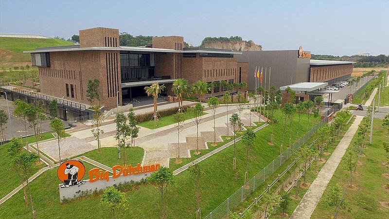 Big Dutchman's regionale hovedkontor i Malaysia