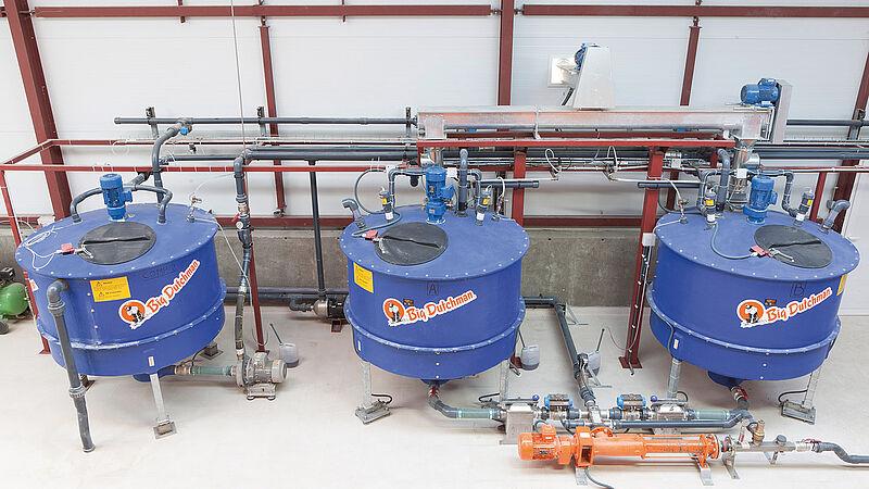 HydroMix vådfodringsanlæg